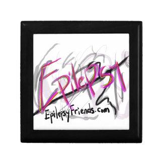 Epilepsy Jewelry Box
