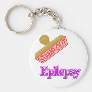 Epilepsy Keychain