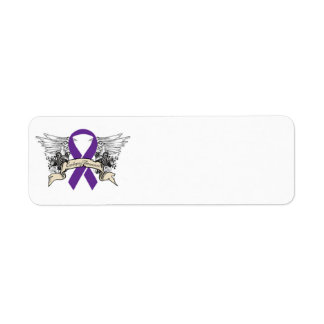Epilepsy Return Address Labels