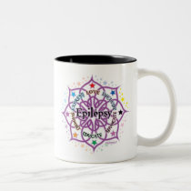 Epilepsy Lotus Two-Tone Coffee Mug