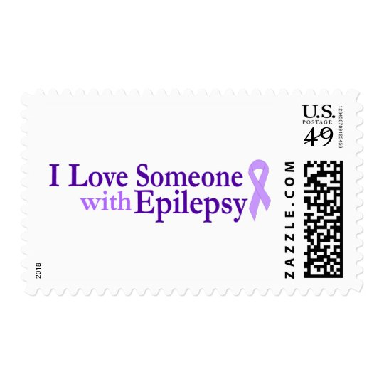 epilepsy love postage
