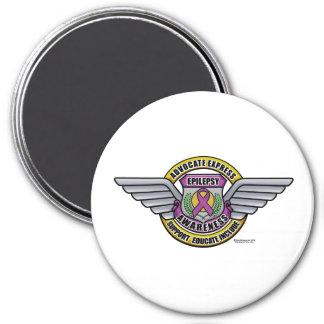 Epilepsy Medal Magnet