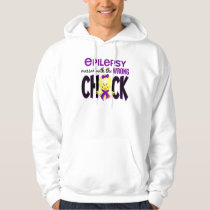 Epilepsy Messed With The Wrong Chick Hoodie