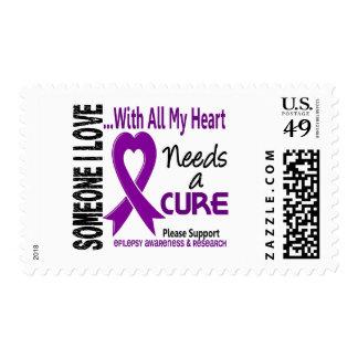 Epilepsy Needs A Cure 3 Postage