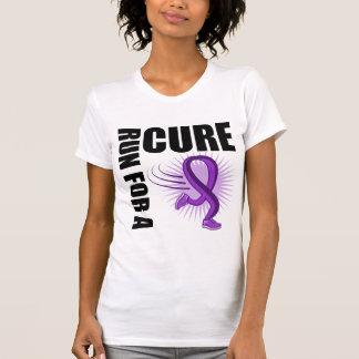 Epilepsy Run For A Cure Tshirt