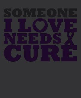 Epilepsy Someone I Love Needs A Cure Tees