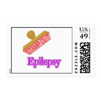 Epilepsy Stamp
