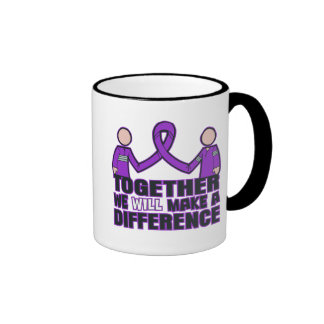 Epilepsy Together We Will Make A Difference Mugs