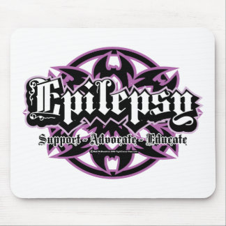 Epilepsy Tribal Mouse Pad