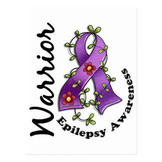 Epilepsy Warrior 15 Postcard