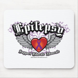 Epilepsy Wings Mouse Pad