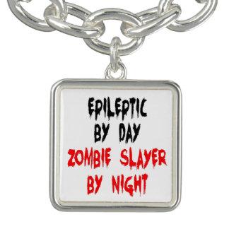 Epileptic Zombie Slayer Charm Bracelets