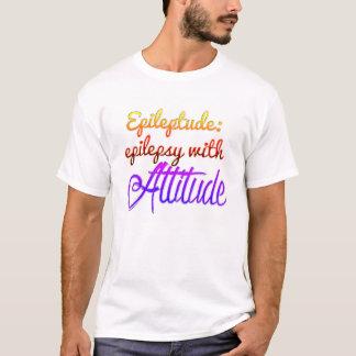 EPILEPTUDE PURPLE FROM EPILEPTUDE DESIGNS T-Shirt