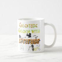Epileptude Splatter Coffee Mug