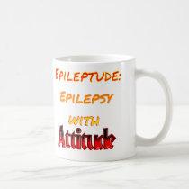 Epileptude With Attitude Classic Mug