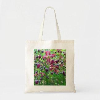 Epimedium Flowers Budget Tote Bag