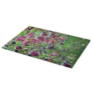 Epimedium Flowers Cutting Boards