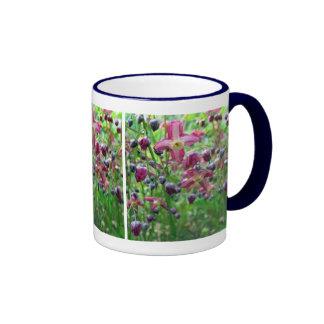 Epimedium Flowers Ringer Mug