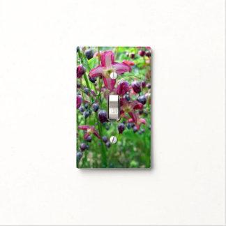 Epimedium Flowers Switch Plate Covers