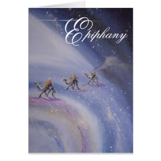 Epiphany Greeting Card