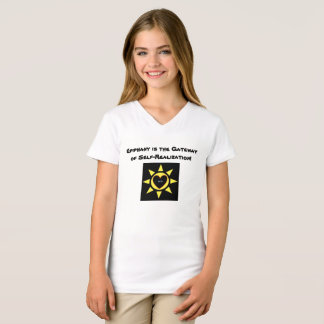 Epiphany is the Gateway of Self-Realization p127 T-Shirt