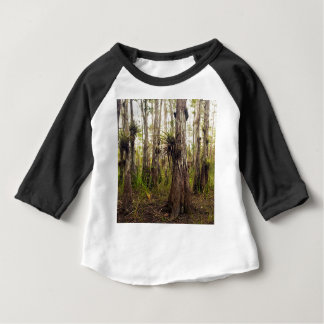 Epiphyte Bromeliad in Florida Forest Baby T-Shirt