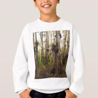 Epiphyte Bromeliad in Florida Forest Sweatshirt
