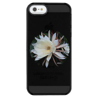 Epiphyte Cactus Flower Clear iPhone SE/5/5s Case