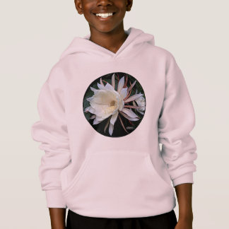 Epiphyte Cactus Flower Hoodie