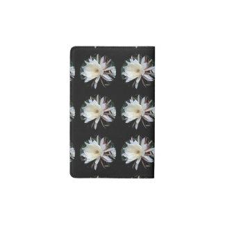 Epiphyte Cactus Flower Pocket Moleskine Notebook