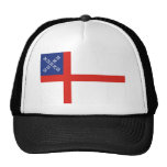 episcopal flag church religion cross god trucker hat