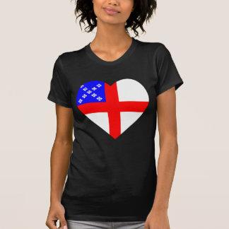 Episcopal Flag Heart Shirt