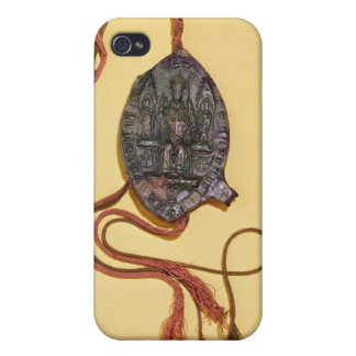 Episcopal seal belonging to Anthony Beck iPhone 4/4S Case