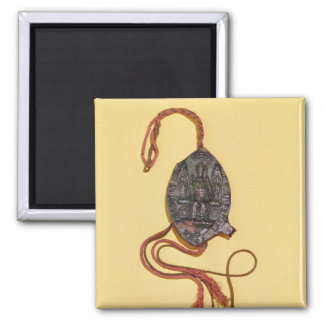 Episcopal seal belonging to Anthony Beck Refrigerator Magnet