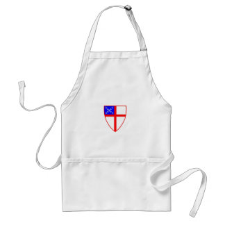 Episcopal Shield Adult Apron