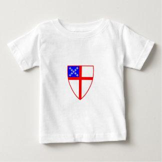 Episcopal Shield Baby T-Shirt