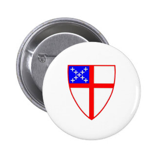 Episcopal Shield Button