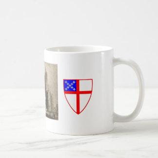 Episcopal Shield Coffee Mug
