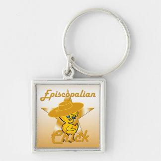 Episcopalian Chick #10 Keychain