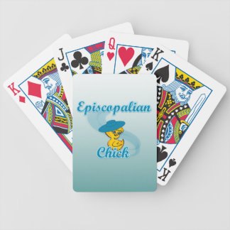 Episcopalian Chick #3 Bicycle Card Decks