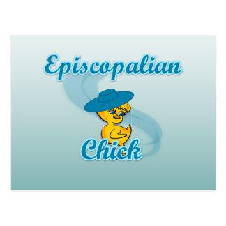Episcopalian Chick #3 Postcard