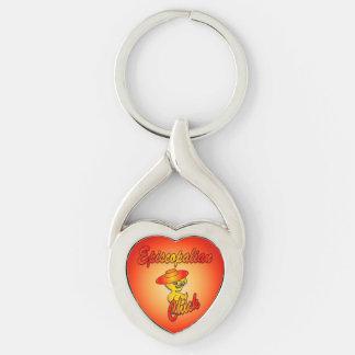 Episcopalian Chick #5 Keychain