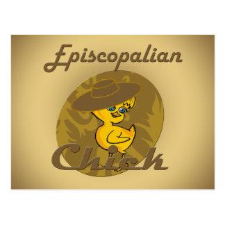 Episcopalian Chick #6 Postcard