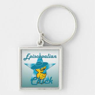 Episcopalian Chick #7 Keychain