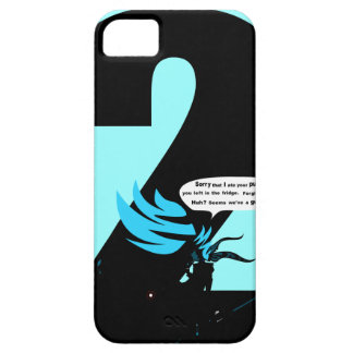 Episode 2.Bolt out of the blue iPhone 5 Cover