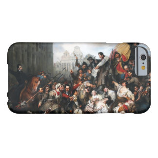 Episode of the Belgian Revolution of 1830 Barely There iPhone 6 Case