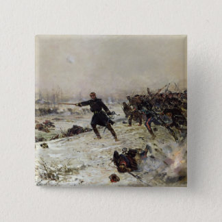 Episode of the War of 1870 Button