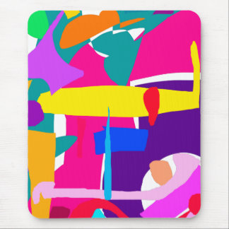 Episode Rhyme Corus Song Counterpoint Fugue Mouse Pad