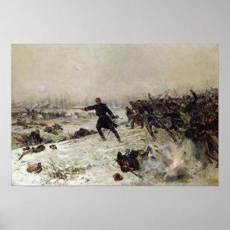 Episodio de la guerra de 1870 impresiones