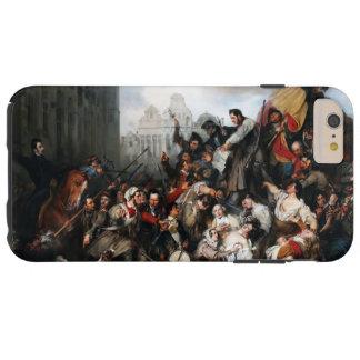 Episodio de la revolución belga de 1830 funda resistente iPhone 6 plus